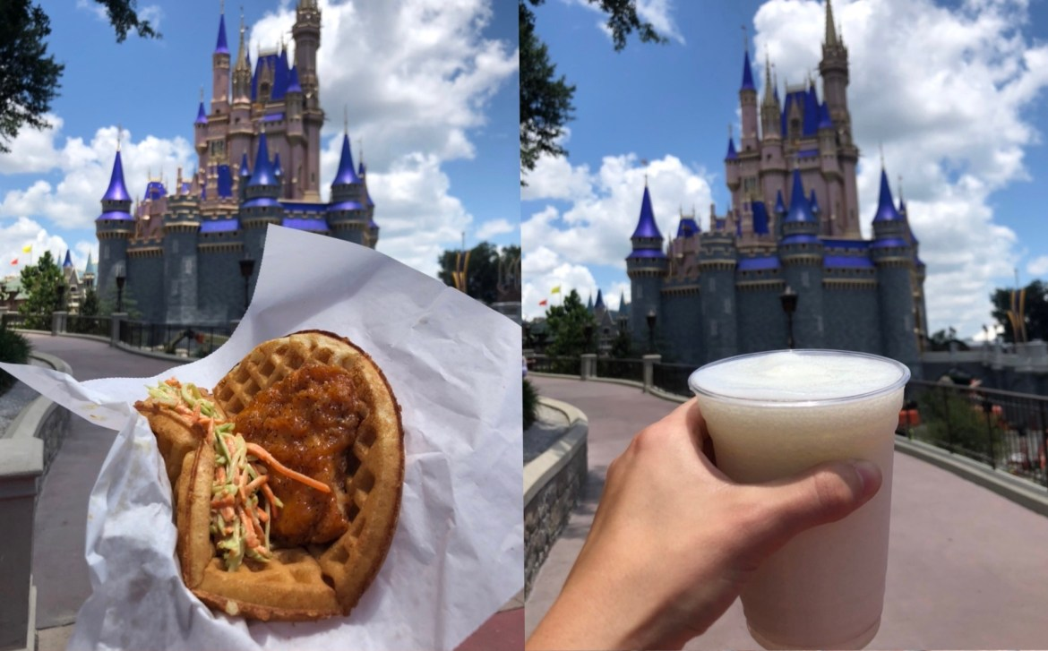 Sleepy Hollow is the Perfect Spot for Lunch at the Magic Kingdom