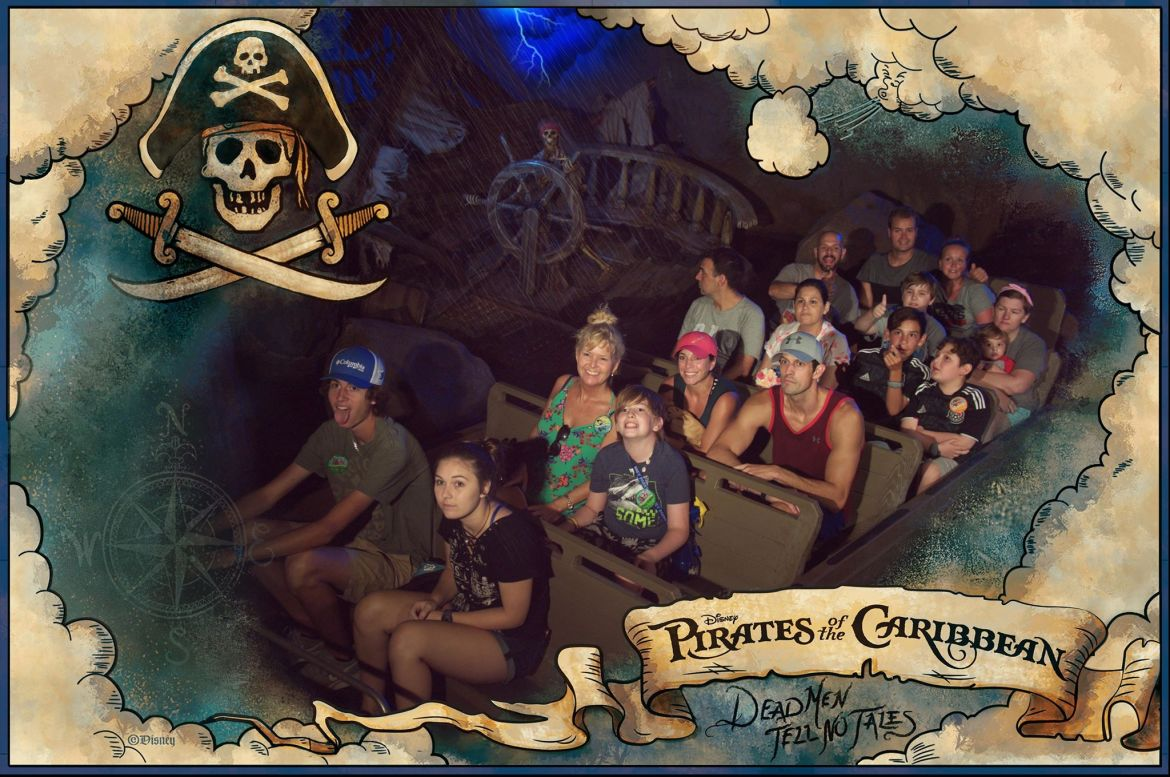 Ride Photopass will not be provided to guests not wearing their face masks