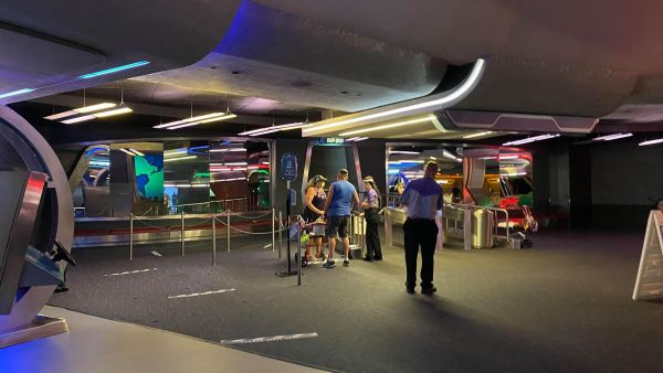 Social Distancing Measures in place for Spaceship Earth 6