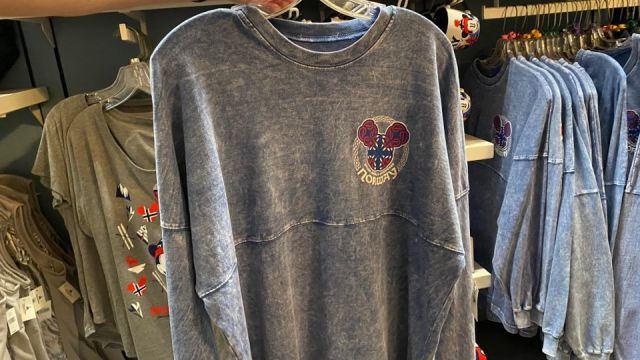 New Norway Disney Spirit Jersey Spotted At Epcot's World Showcase 1