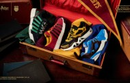 Get Ready To Go Back To Hogwarts With The K-Swiss Harry Potter Collection