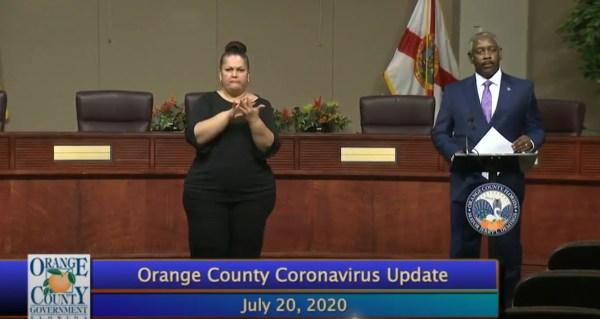 Orange County Coronavirus (COVID-19) Update