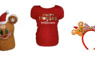 New Disney Parks Holiday Merchandise Revealed For Christmas In July