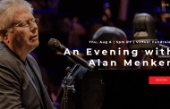 Enjoy a live performance with Alan Menken, Lin-Manuel Miranda, and more!