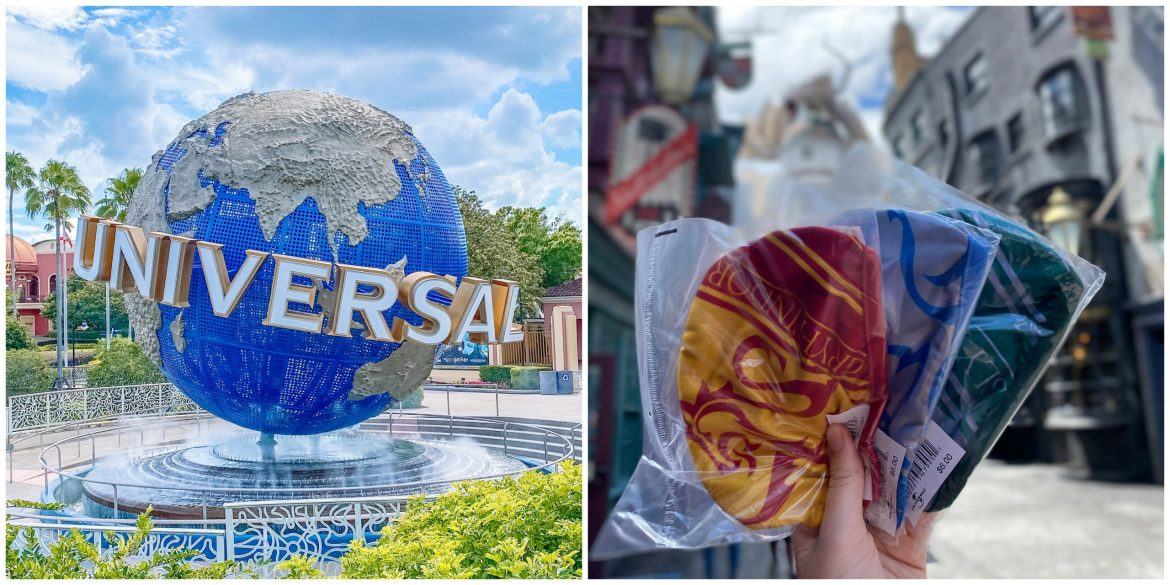 Universal Orlando Updates Face Mask Policy To Include  Eating And Drinking