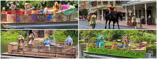 All New Character Experiences Debut At Walt Disney World Reopening All New Character Experiences Debut At Walt Disney World Reopening