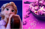 Rapunzel's Purple Popcorn Recipe!