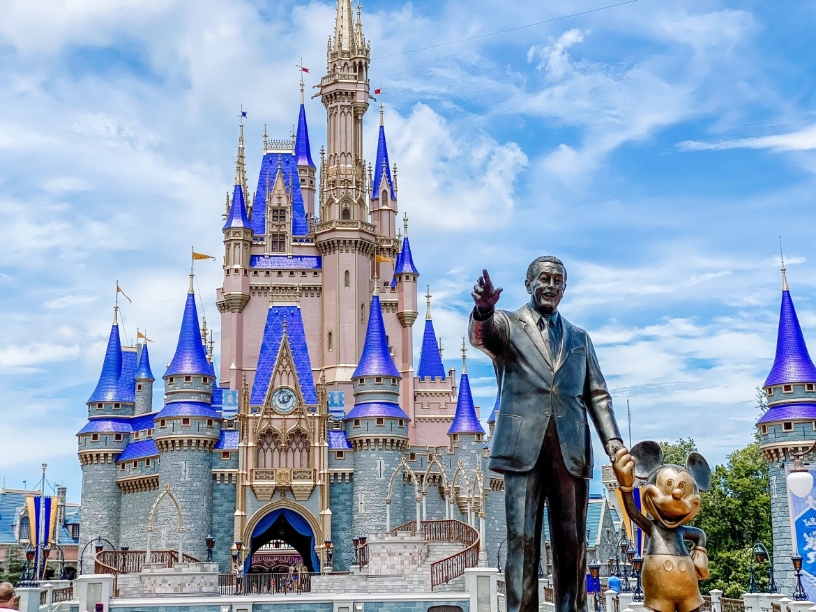 Orange County Mayor Jerry Demings Comments on Disney World's Reopening Amid Health Concerns