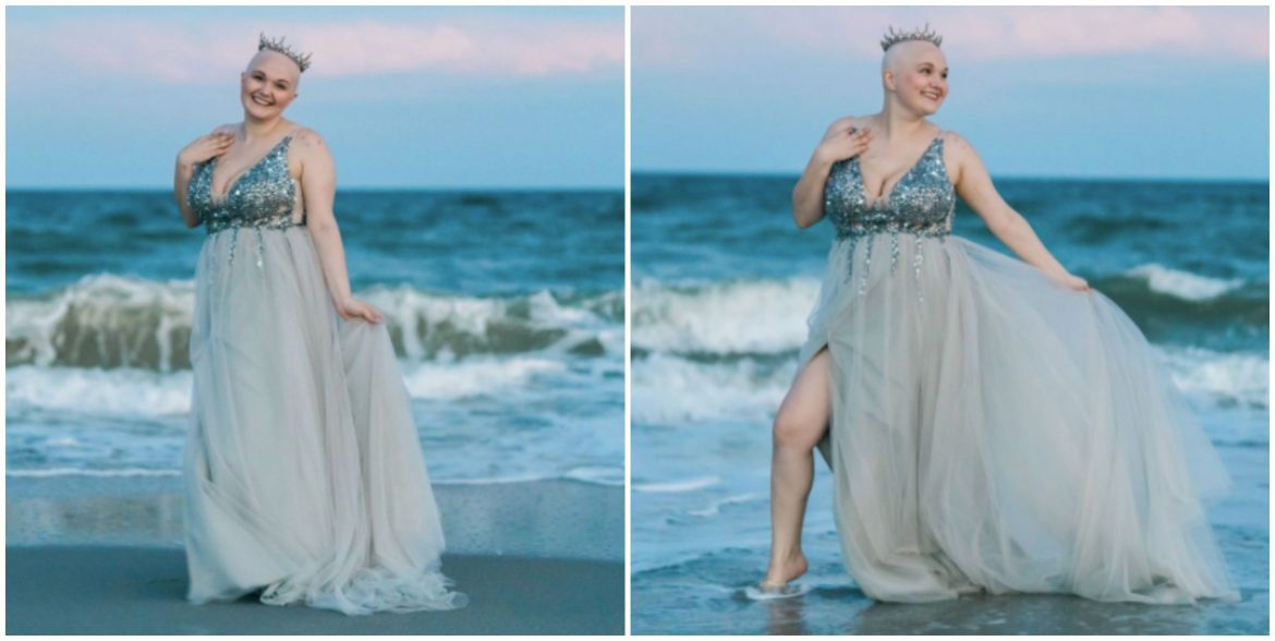 Myrtle Beach woman pushing for Disney to create bald princess for those battling cancer