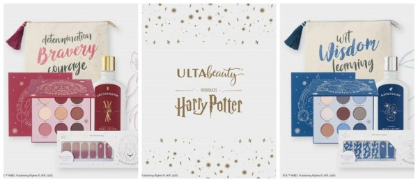 Ulta Beauty Has Released A Magical Harry Potter Collection 1