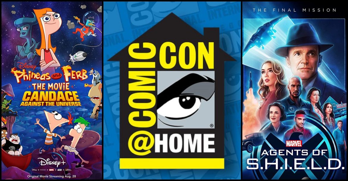 New Updates and Exciting Announcements from Disney's Comic Con @ Home Panels