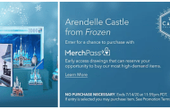 New MerchPass System Coming To shopDisney For Limited Edition Items