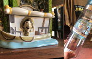 New Jungle Cruise Cookie Jar And Water Bottle At Magic Kingdom
