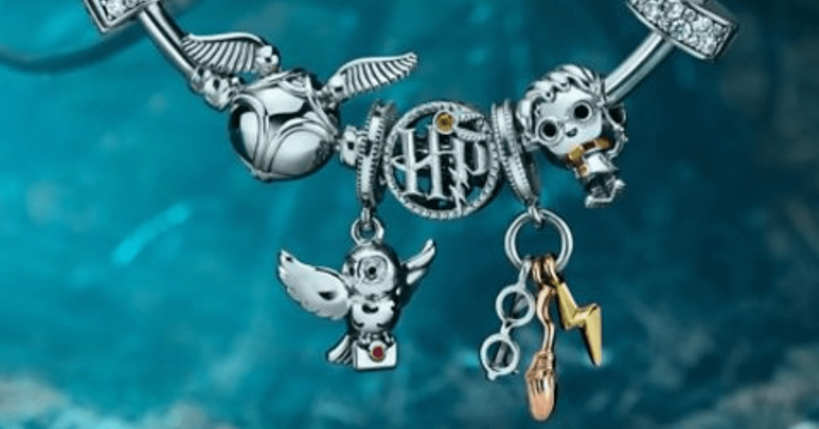 Spellbinding New Harry Potter Pandora Collection Has Landed