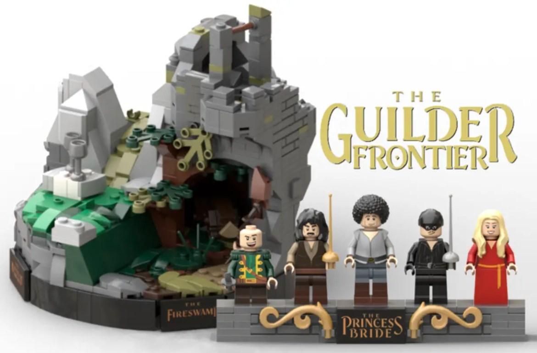 The Princess Bride: The Guilder Frontier LEGO Idea
