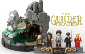 The Princess Bride: The Guilder Frontier LEGO Idea