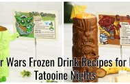 Star Wars Frozen Drink Recipes to try at home!