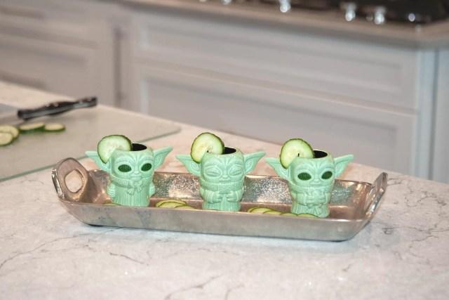 Baby Yoda Tiki Muglets