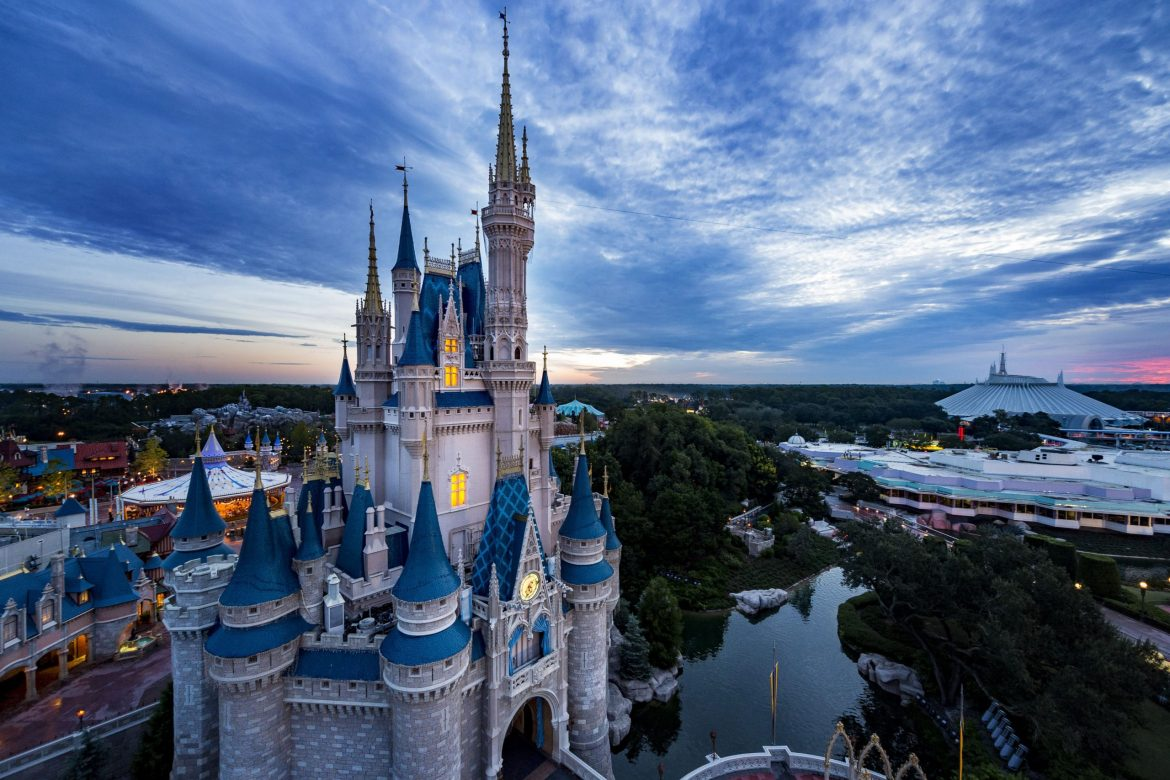 Disney World Theme park hours released through May 8th