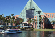 Walt Disney World Swan and Dolphin Resort officially opening to guests on July 29th