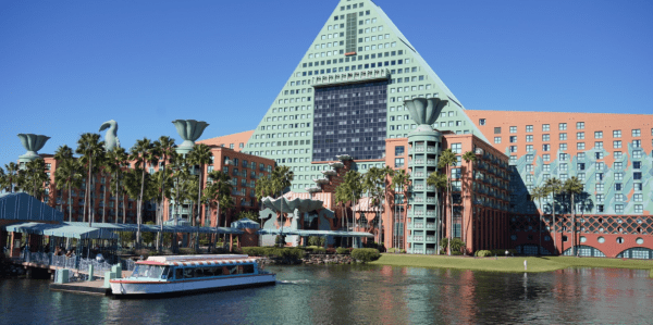 Walt Disney World Swan and Dolphin Reopening