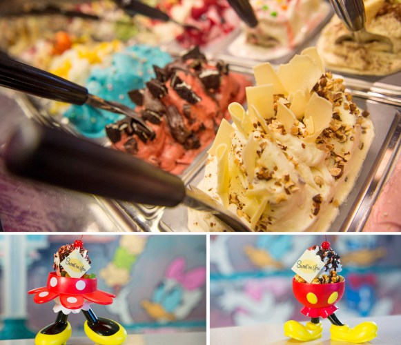 Disney is serving up your favorite Ice Cream Treats for National Ice Cream Day! 3
