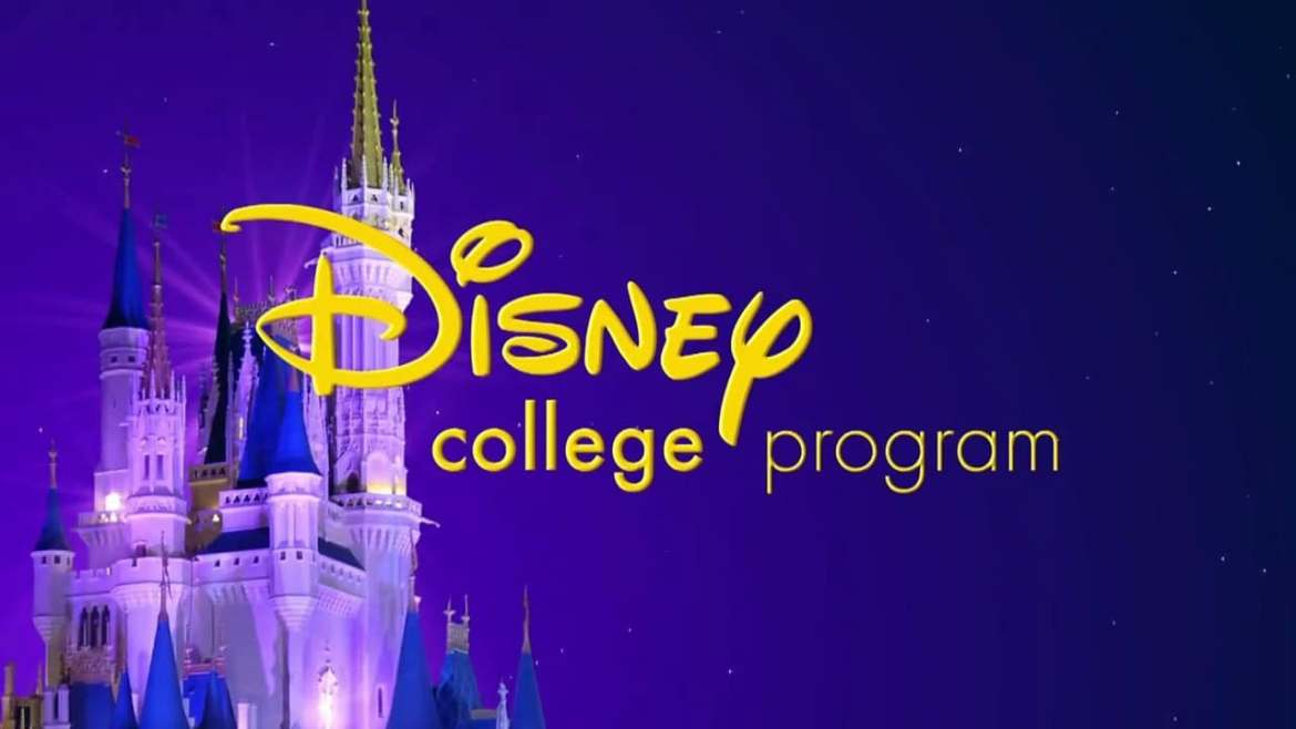 Disney College Program for the Fall Cancelled