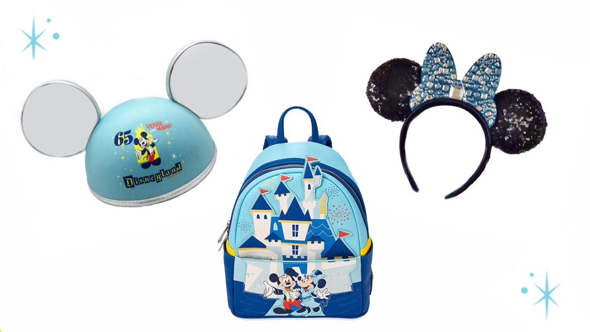 Disneyland 65th Anniversary Merchandise Coming Soon!