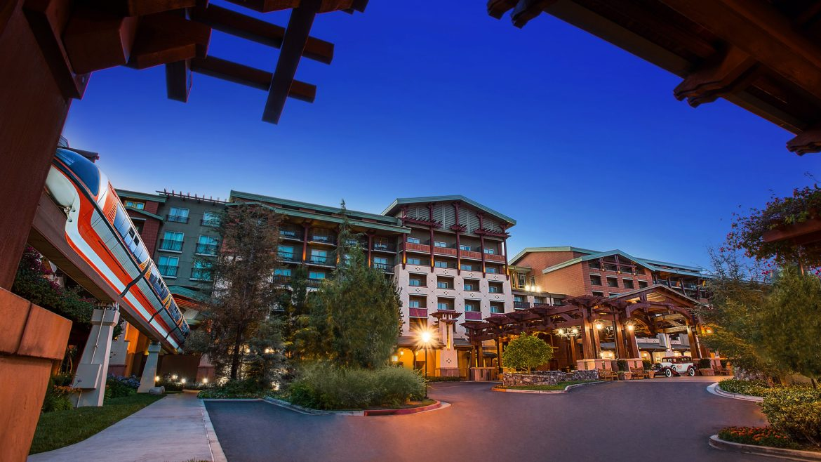 Emails Being sent to Guests with July Disneyland Resort Hotel Bookings