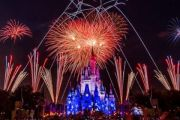Disney Showing Special Presentation of 4th of July Fireworks Show