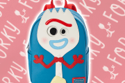 The Forky Loungefly Backpack Brings Bonnie's Favorite Toy To Life