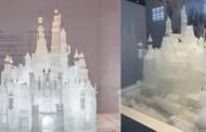 Kids Accidentally Break $64,000 Glass Cinderella Castle By Arribas Bros