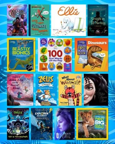 Disney Sending One Million Books to Boys & Girls Clubs of America 2