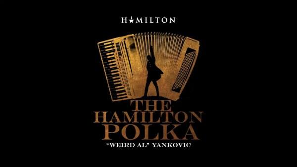 """Lin-Manuel Miranda Reacts to Hearing """"Weird Al"""" Yankovic's """"The Hamilton Polka"""" 2"""