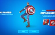 New Leak Reveals Captain America May be Coming to Fortnite