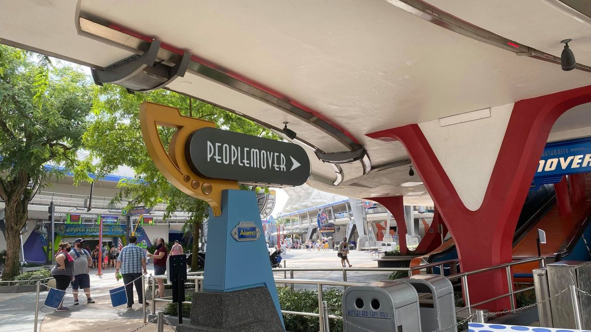 Peoplemover refurbishment extended at least to the end of November