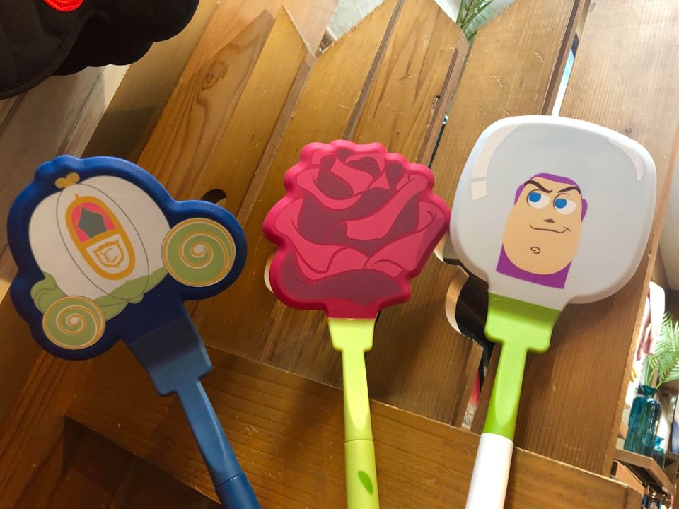 New Disney Spatulas Serve Up A Side Of Character Magic