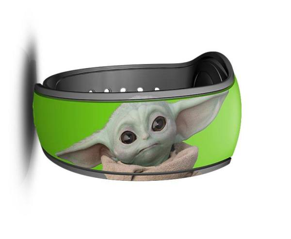 Baby Yoda Magicband now available for preorder on the Disney World website 2