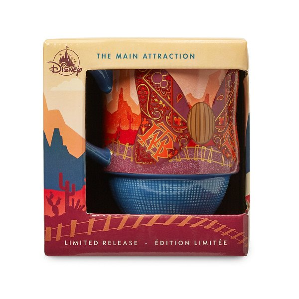 New Big Thunder Mountain Minnie Main Attraction Collection 2