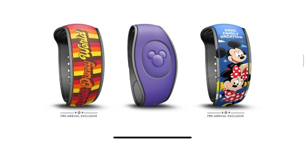 Free and Premium Magic Bands now available on the Disney World Website 2