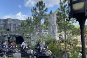 Hagrid's Motorbike Adventure At Universal Closed Tuesday Following BackStage Fire