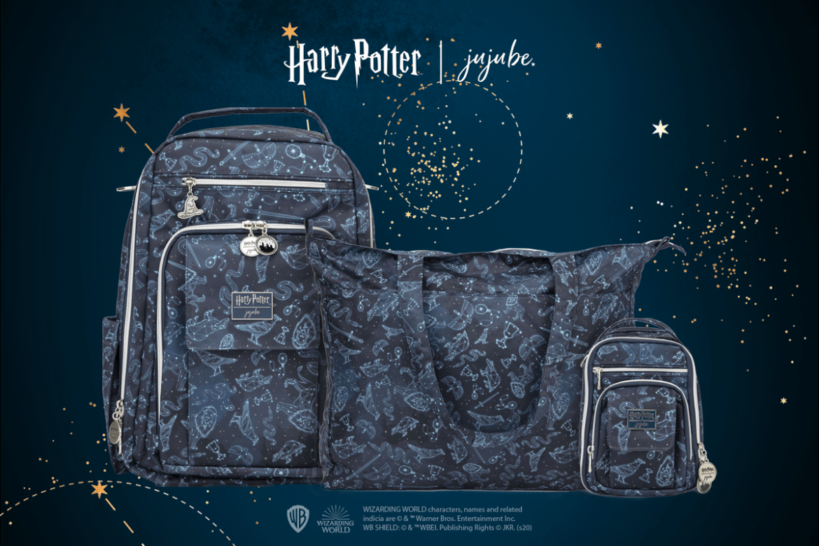 A Magical New Harry Potter Pattern Is Coming Soon To JuJuBe