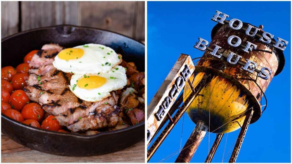 Weekend Brunch At House Of Blues Starting August 22nd!