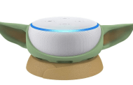 Turn your Amazon Echo Dot into Baby Yoda
