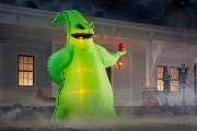Home Depot is selling a 10' Oogie Boogie Halloween display