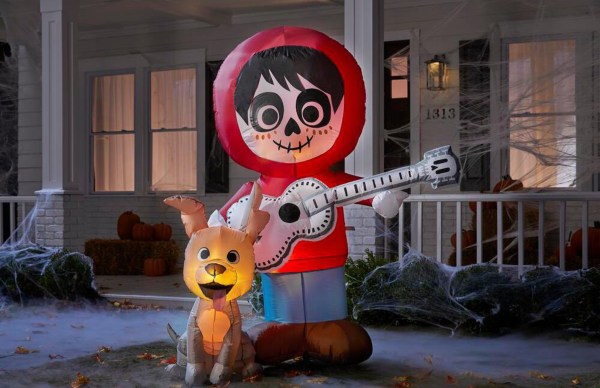 Home Depot is Featuring a New Line of Disney Inflatables Just in Time for Halloween 4