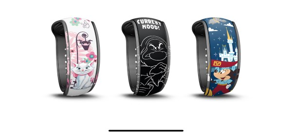 Free and Premium Magic Bands now available on the Disney World Website 3
