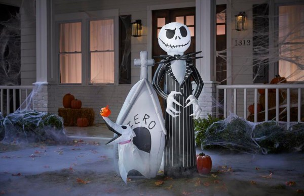 Home Depot is Featuring a New Line of Disney Inflatables Just in Time for Halloween 5