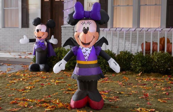 Home Depot is Featuring a New Line of Disney Inflatables Just in Time for Halloween 3