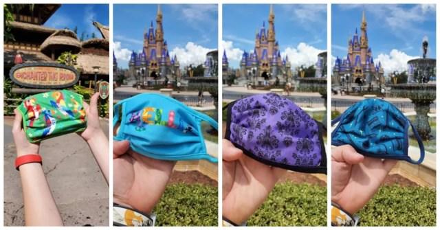 Even More Disney Face Masks Arrive At The Disney Parks 1